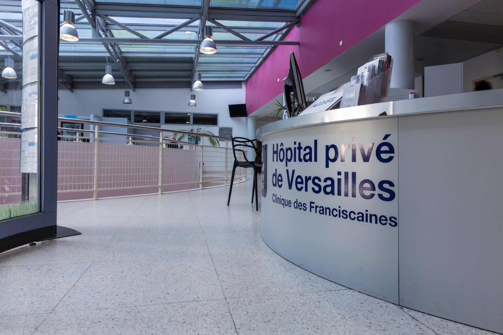 CRTT Versailles - Imagerie médicale