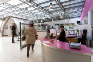 Centre de radiologie et d'imagerie médicale situé à Versailles